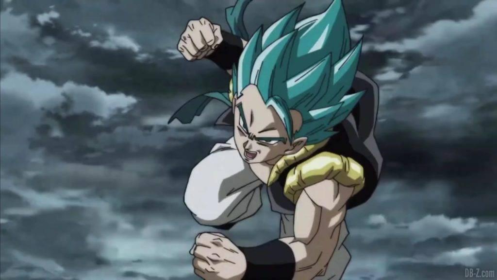 Super Dragon Ball Heroes Episode 18 Hearts vs Gogeta 8