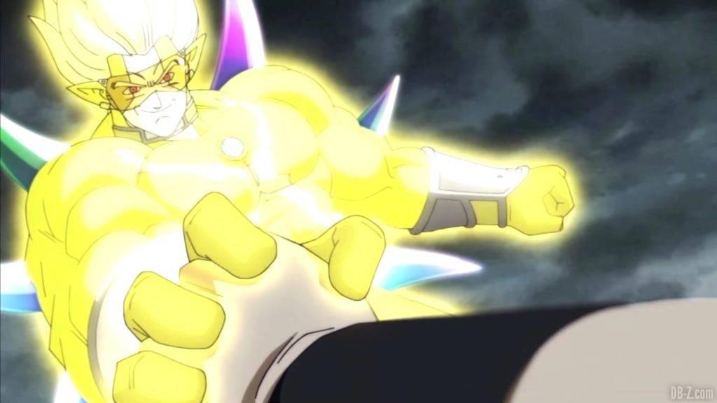 Super Dragon Ball Heroes Episode 18 Hearts vs Gogeta 9
