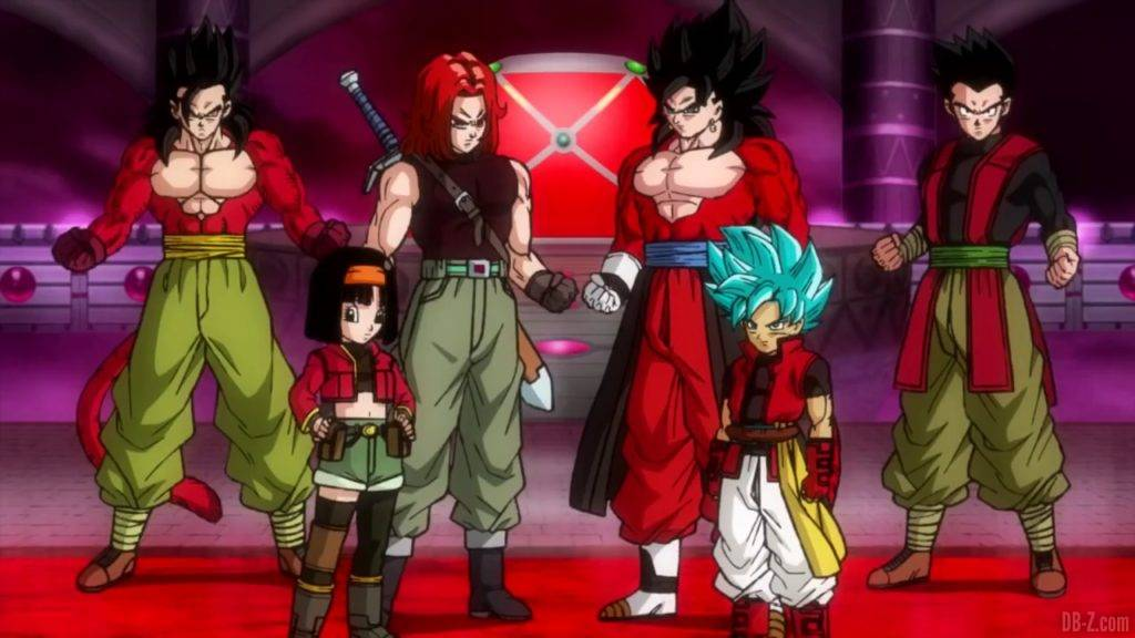 Super Dragon Ball Heroes Universe Mission 12 Image 08