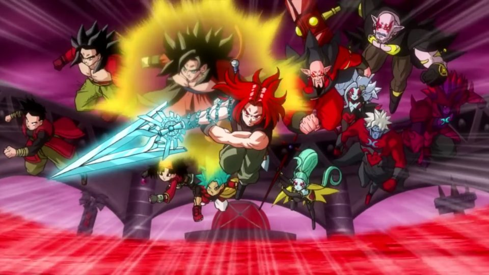 Super Dragon Ball Heroes Universe Mission 12 Image 11