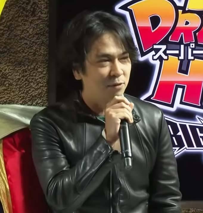 Wataru Higuchi SDBH (Live Super Dragon Ball Heroes JF2020)