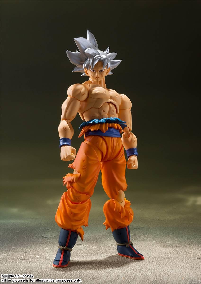 S.H.Figuarts Goku Ultra Instinct