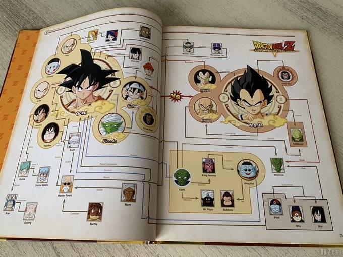 DBZ Kakarot Edition Collector Artbook du Jeu 3