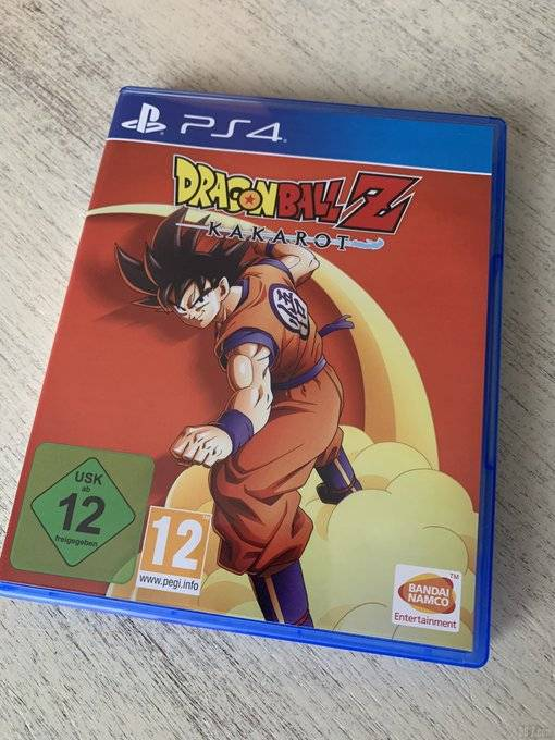 DBZ Kakarot Edition Collector Le jeu