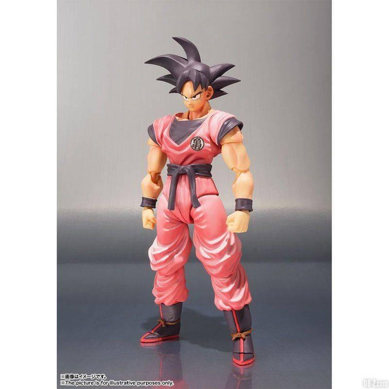 S.H.Figuarts Goku Kaioken