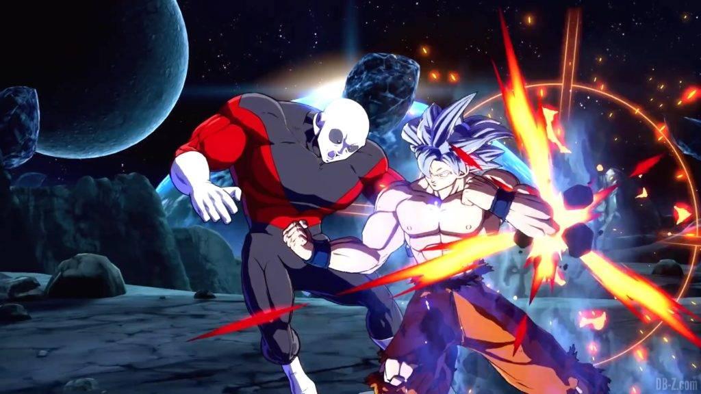 Dragon Ball FighterZ Season 3 06 Goku Ultra Instinct