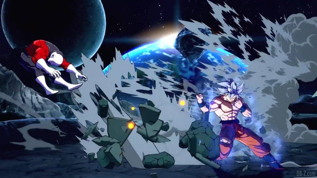 Dragon Ball FighterZ Season 3 07 Goku Ultra Instinct