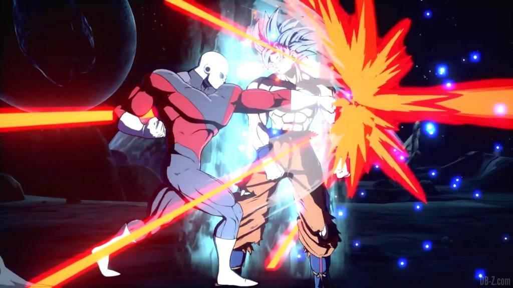 Dragon Ball FighterZ Season 3 08 Goku Ultra Instinct