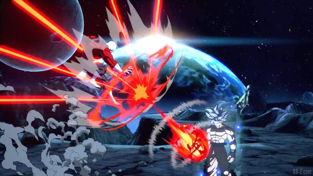 Dragon Ball FighterZ Season 3 09 Goku Ultra Instinct