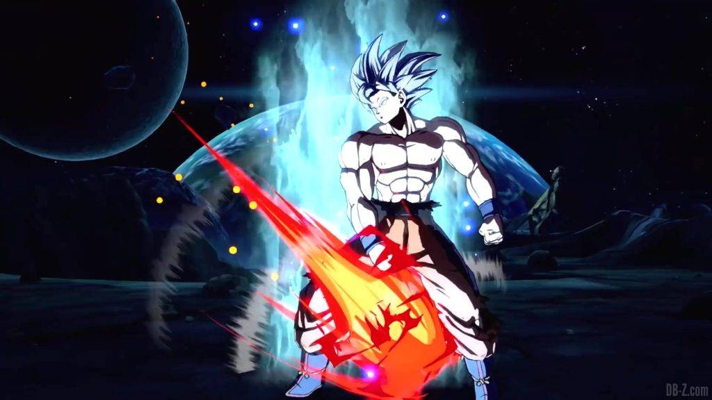 Dragon Ball FighterZ Season 3 10 Goku Ultra Instinct
