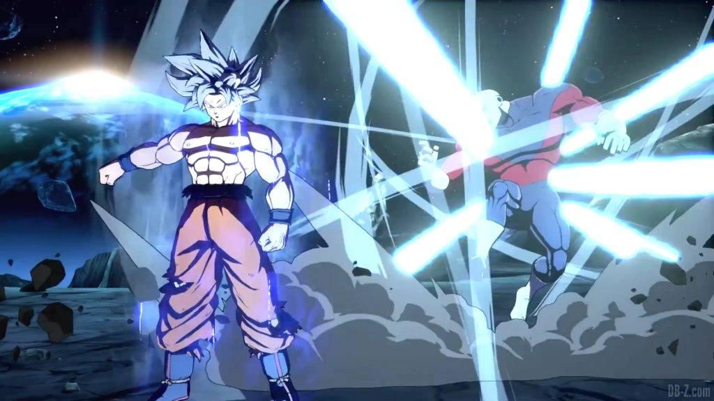 Dragon Ball FighterZ Season 3 11 Goku Ultra Instinct