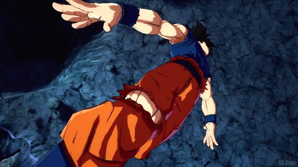 Dragon Ball FighterZ Season 3 13 Goku Ultra Instinct