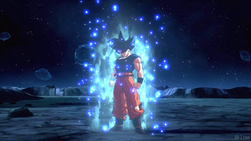 Dragon Ball FighterZ Season 3 14 Goku Ultra Instinct