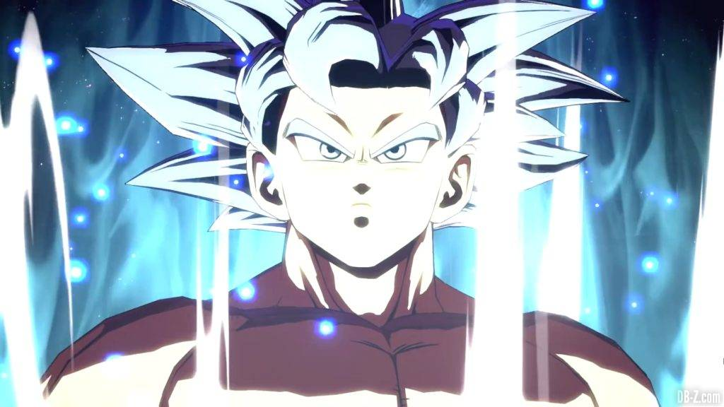 Dragon Ball FighterZ Season 3 18 Goku Ultra Instinct