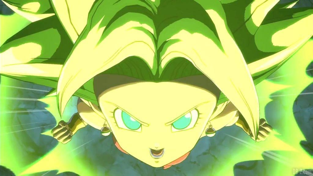 Dragon Ball FighterZ Season 3 21 Kefla