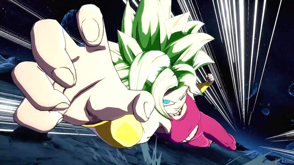 Dragon Ball FighterZ Season 3 23 Kefla