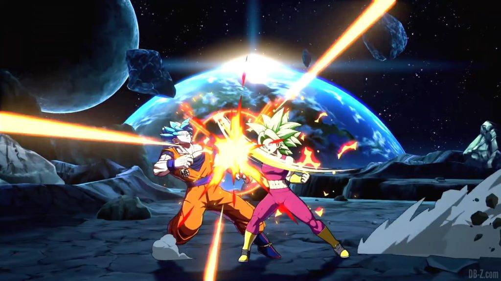 Dragon Ball FighterZ Season 3 24 Kefla