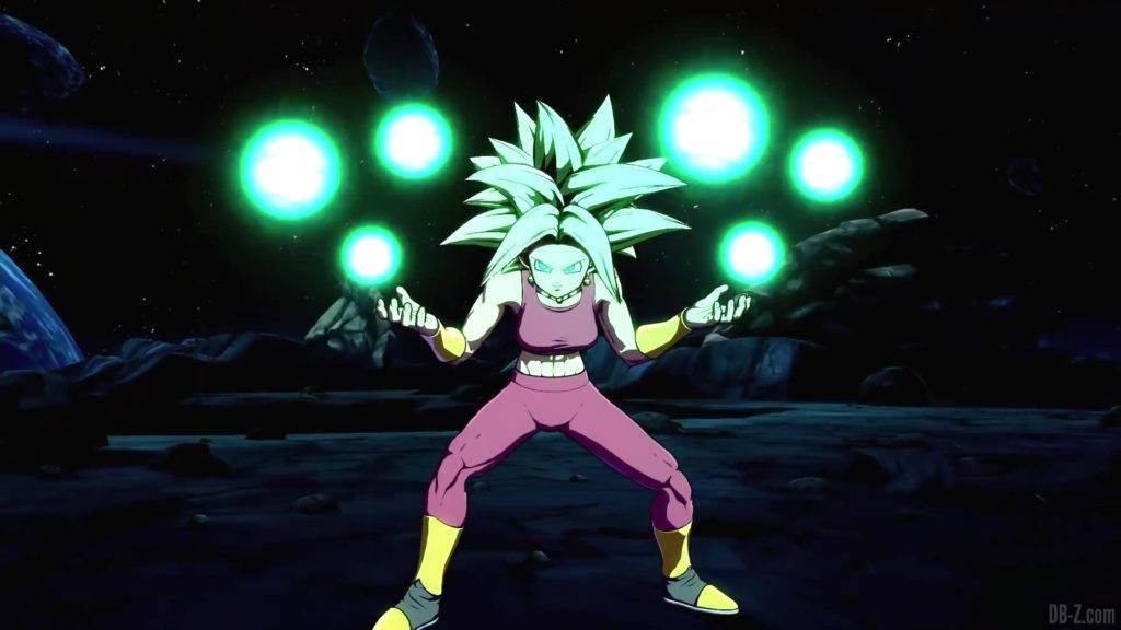 Dragon Ball FighterZ Season 3 27 Kefla