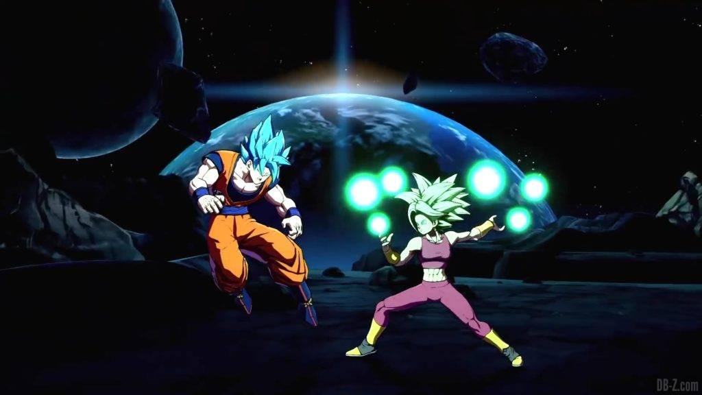 Dragon Ball FighterZ Season 3 28 Kefla