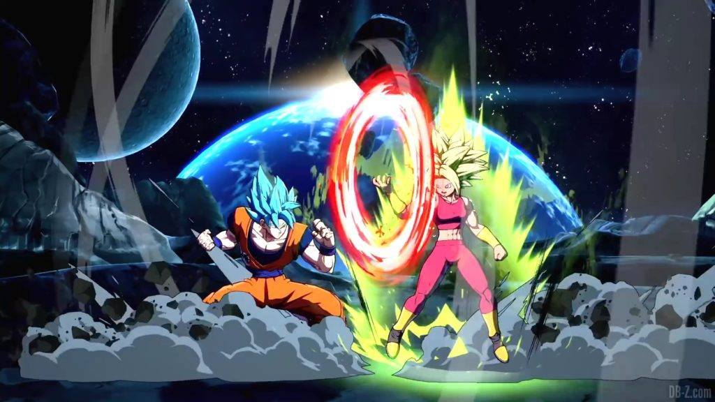 Dragon Ball FighterZ Season 3 31 Kefla