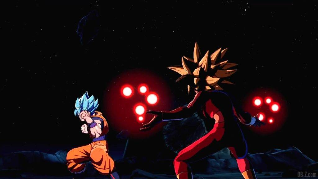 Dragon Ball FighterZ Season 3 33 Kefla