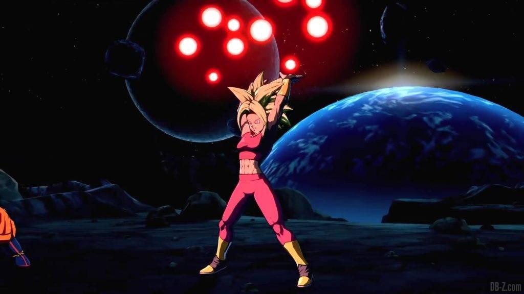 Dragon Ball FighterZ Season 3 34 Kefla
