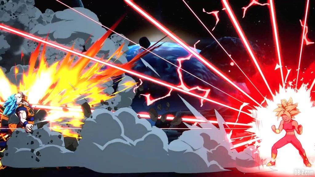Dragon Ball FighterZ Season 3 35 Kefla