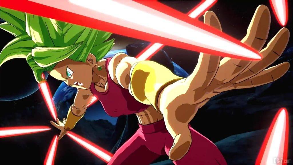 Dragon Ball FighterZ Season 3 38 Kefla