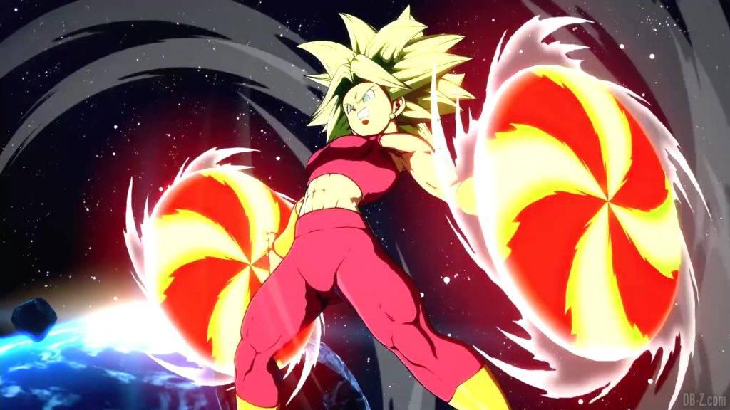 Dragon Ball FighterZ Season 3 39 Kefla