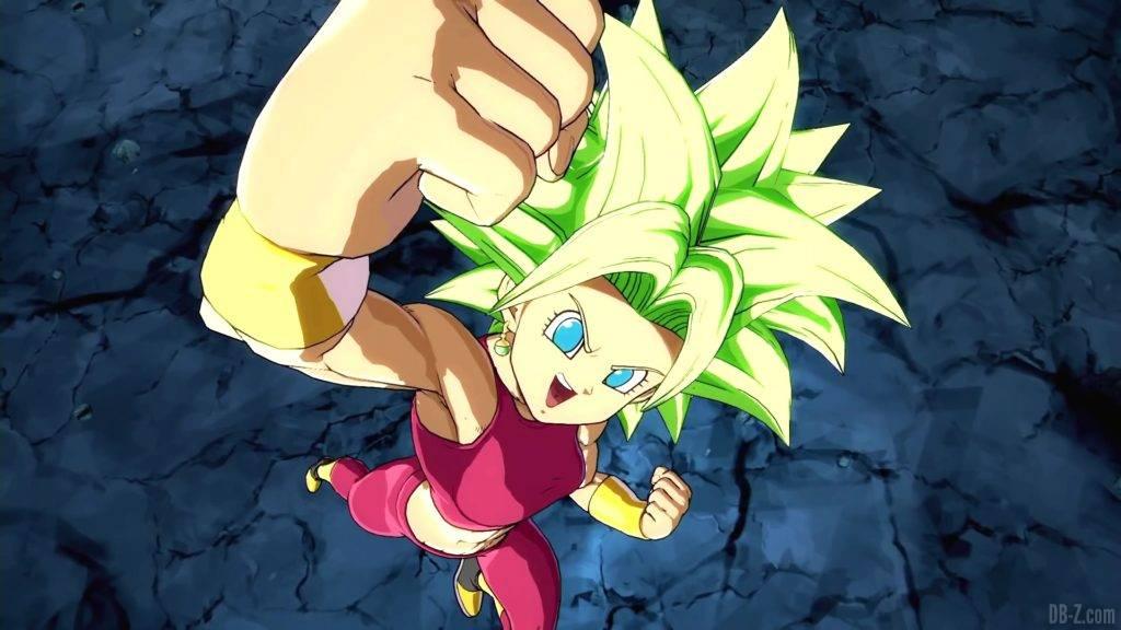 Dragon Ball FighterZ Season 3 42 Kefla