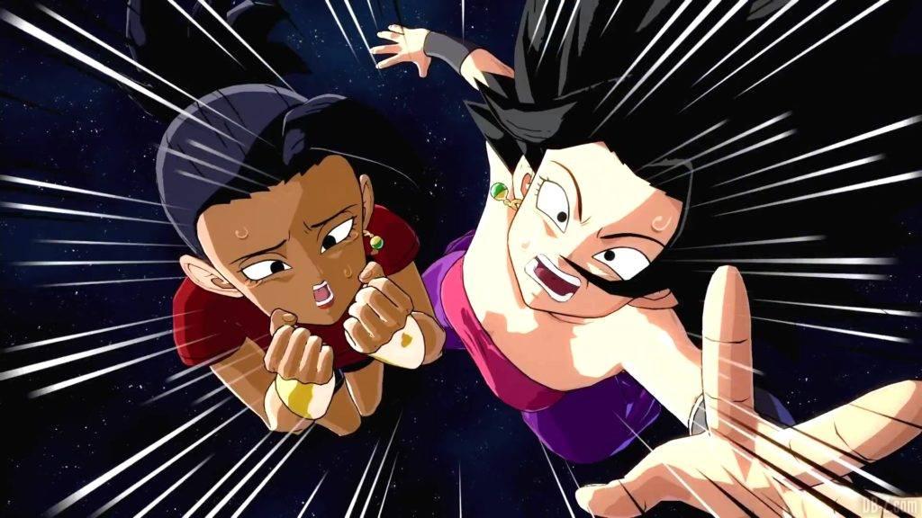 Dragon Ball FighterZ Season 3 44 Kale Caulifla