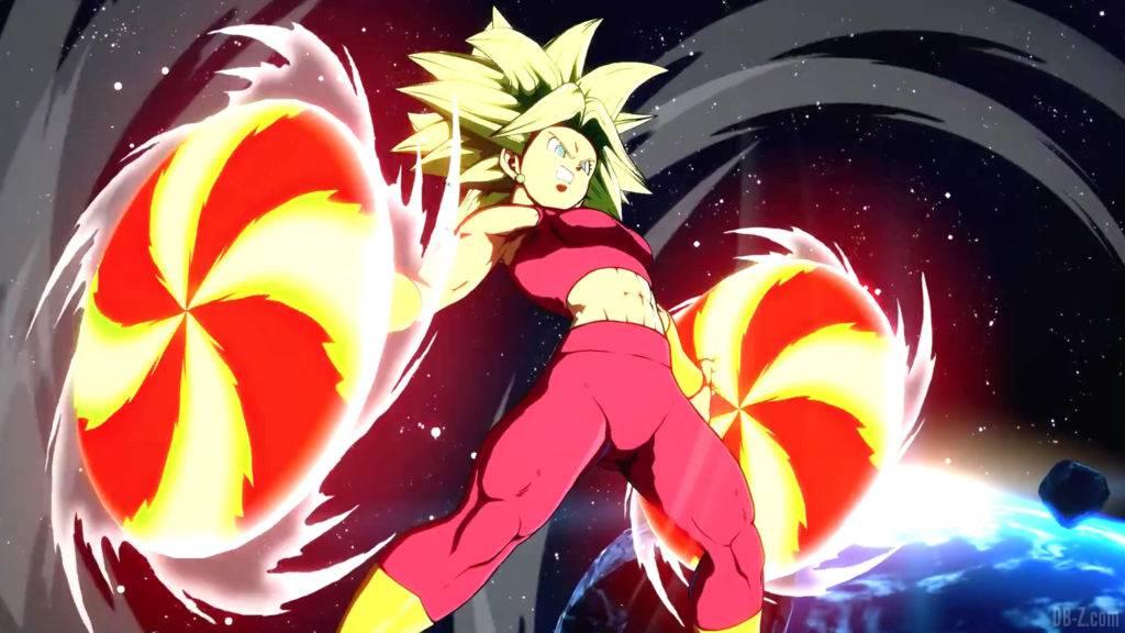 Kefla dans Dragon Ball FighterZ