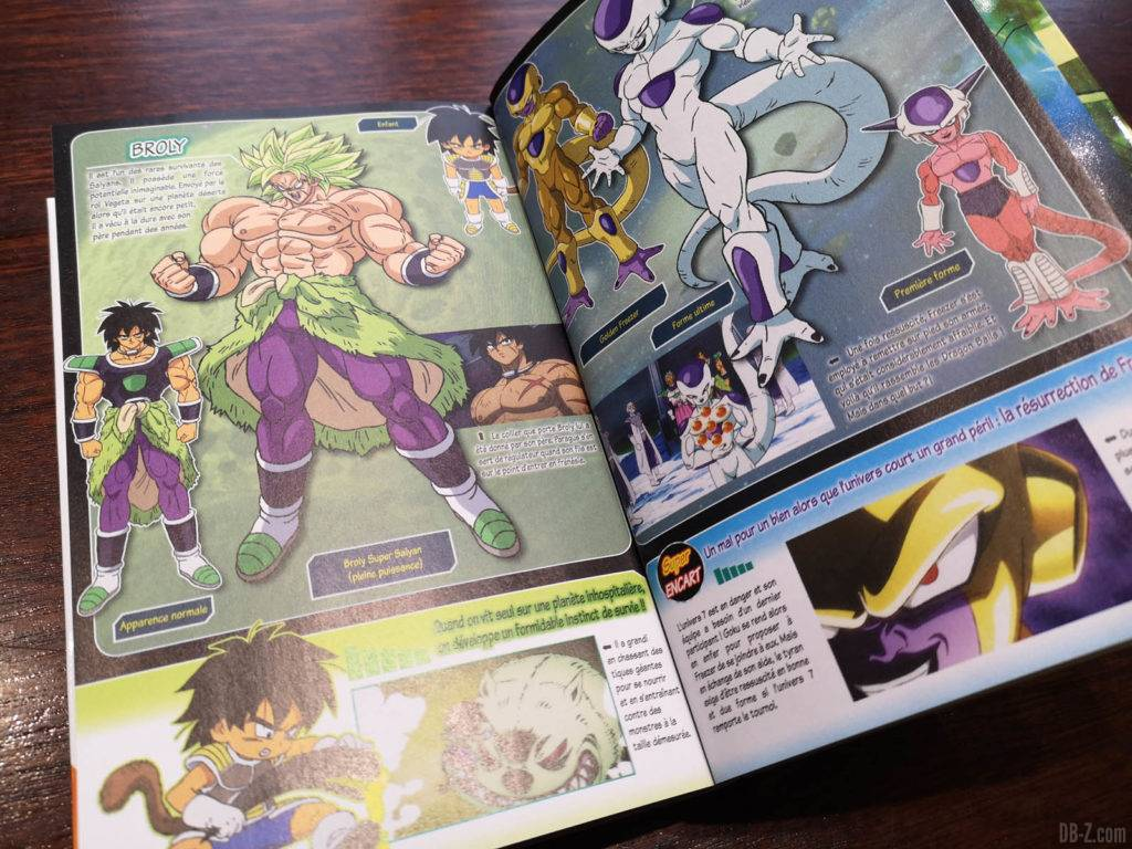 Manga Dragon Ball Super Broly VF 06