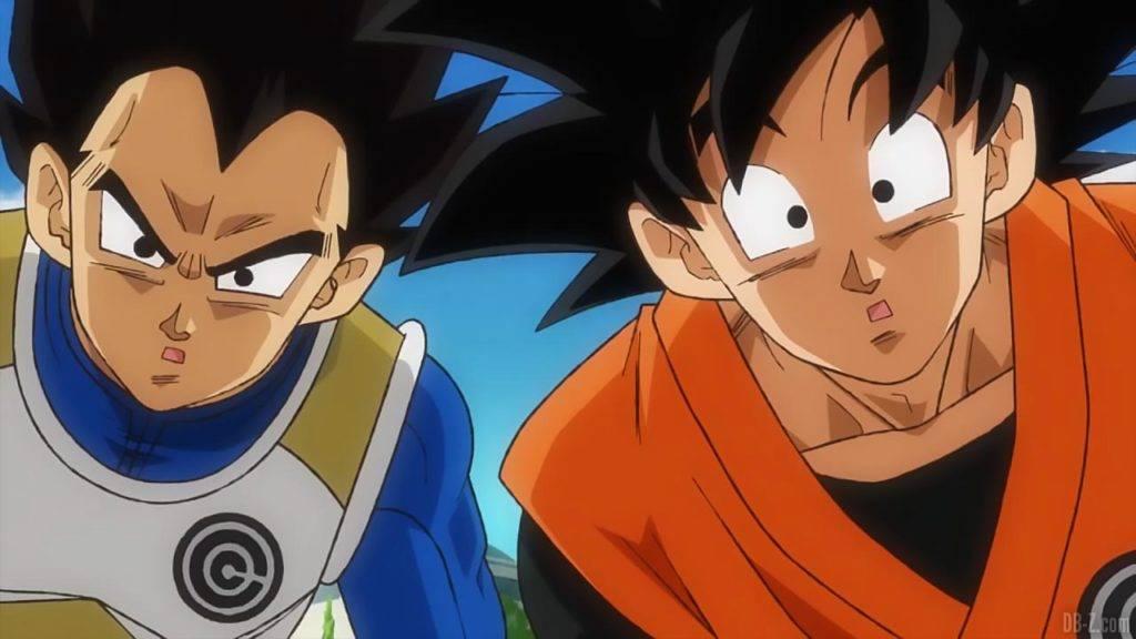 SDBH Big Bang Mission 1 04 Goku et Vegeta Xeno