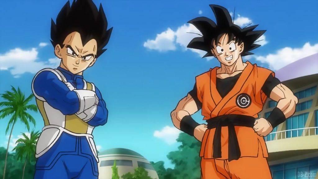 SDBH Big Bang Mission 1 05 Goku et Vegeta Xeno