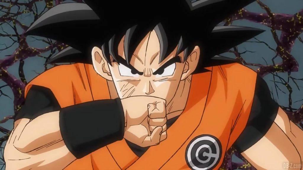 SDBH Big Bang Mission 1 15 Goku Xeno