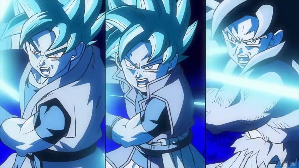 SDBH Big Bang Mission 1 24 Kamehameha Goku Xeno et Beat