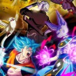 Super Dragon Ball Heroes Attaque des Dieux de la Destruction