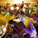 Super Dragon Ball Heroes Dieux de la Destruction vs Fu