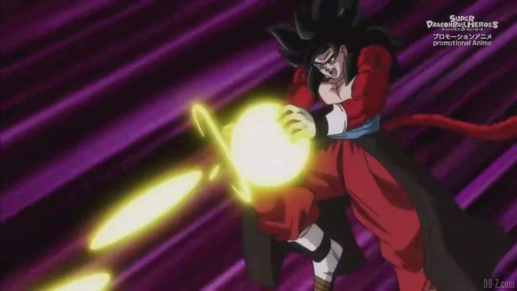Super Dragon Ball Heroes Mechikabura vs SSJ4 Vegito SSG Trunks Special Episode「HD」0013162020 02 23 09 37 52