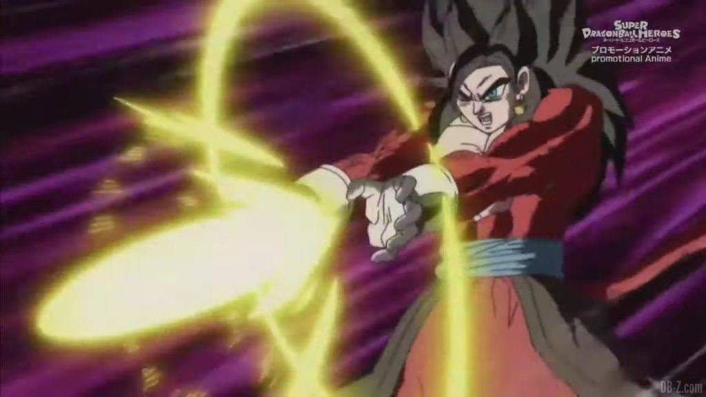Super Dragon Ball Heroes Mechikabura vs SSJ4 Vegito SSG Trunks Special Episode「HD」0020262020 02 23 09 38 16