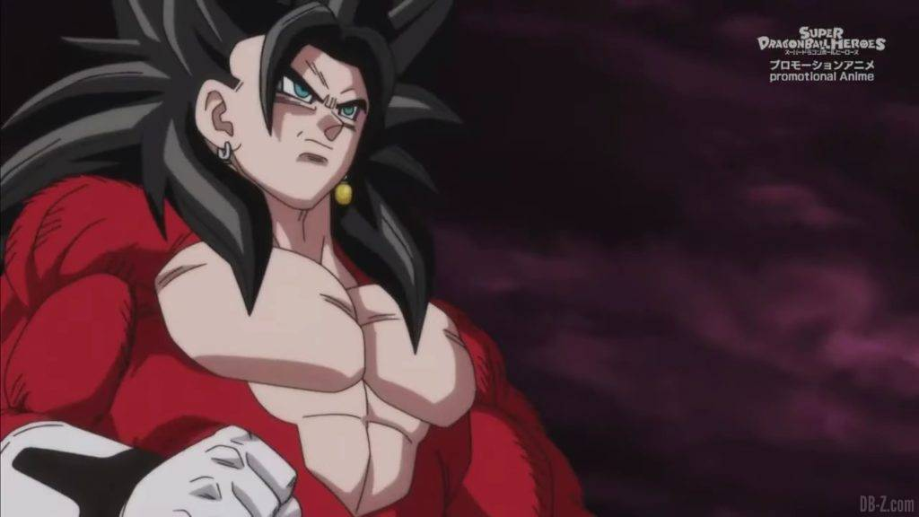 Super Dragon Ball Heroes Mechikabura vs SSJ4 Vegito SSG Trunks Special Episode「HD」0044872020 02 23 09 39 11