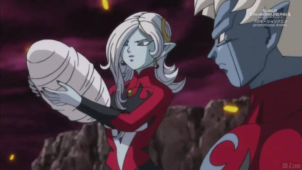 Super Dragon Ball Heroes Mechikabura vs SSJ4 Vegito SSG Trunks Special Episode「HD」0115312020 02 23 09 41 06
