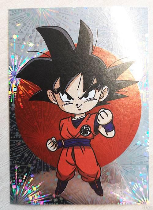 Album Panini Dragon Ball Super 2 Carte Chibi