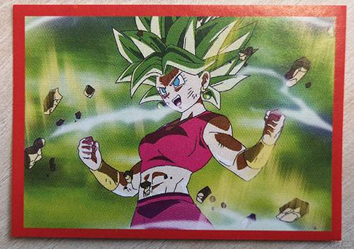 Album Panini Dragon Ball Super 2 Kefla
