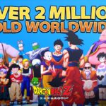Dragon Ball Z Kakarot 2 millions