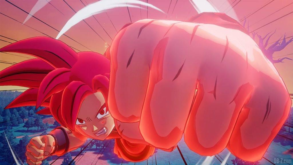 Dragon Ball Z Kakarot DBZK VJUMP Goku SSG