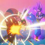 Dragon Ball Z Kakarot DBZK VJUMP VS Beerus