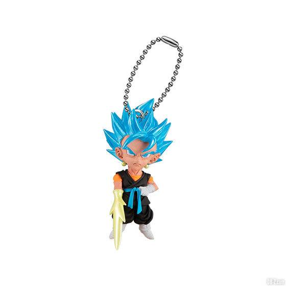 Figurine Dragon Ball UDM Burst 41 Vegetto Xeno Blue SSGSS