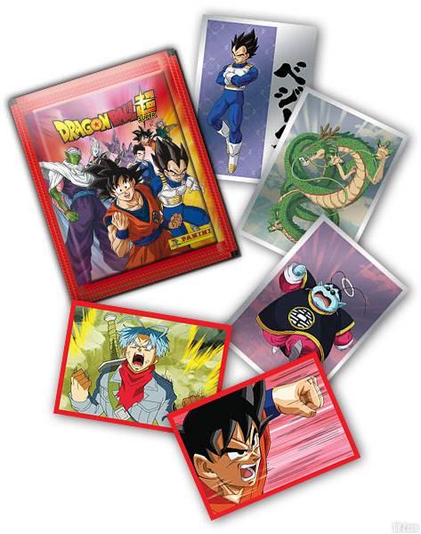 Stickers Panini Dragon Ball Super 2 2020